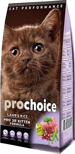 Pro Choice Pro 38 Cat Kitten Plus Yavru Kedi Maması 2 Kg