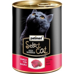 Patimax Select Cat Kedi Konservesi 400 Gr 1 Ad